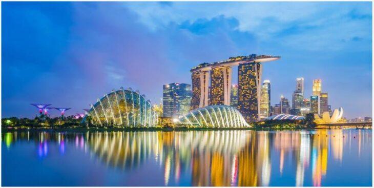 Singapore - an interesting melting pot of cultures