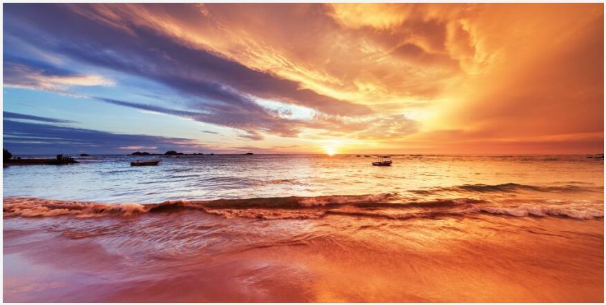 The most beautiful beaches in Sri Lanka