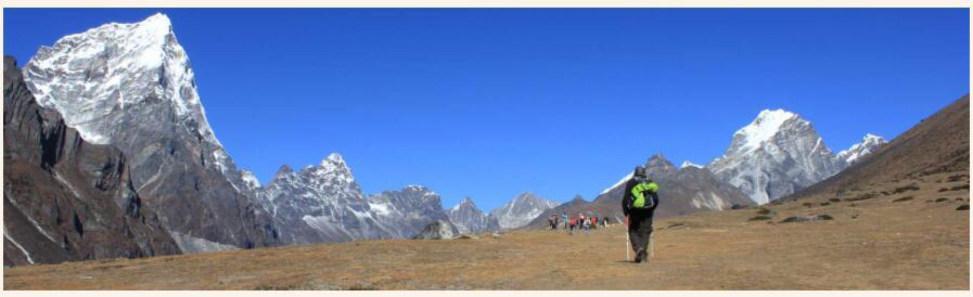 Trekking in Annapurna Area, Nepal Part III