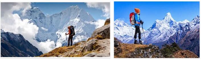 Trekking in Langtang Area, Nepal