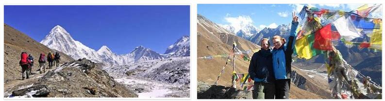 Trekking in The Everest Area Part I