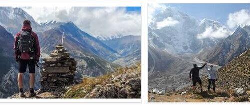 Trekking in The Everest Area Part II