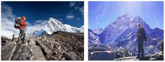 Trekking in West Nepal Part I